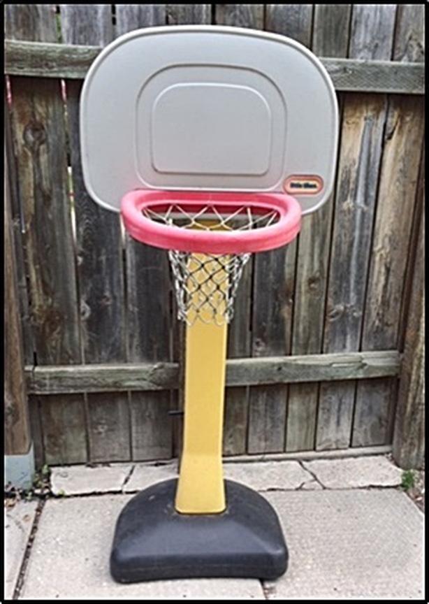 Little Tikes Basketball