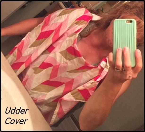 Nursing Privacy Cover Up