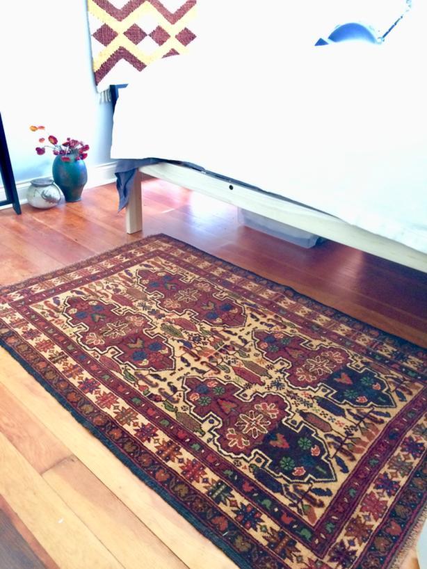 Gorgeous Persian (Baluch) Rug/Carpet 5X3