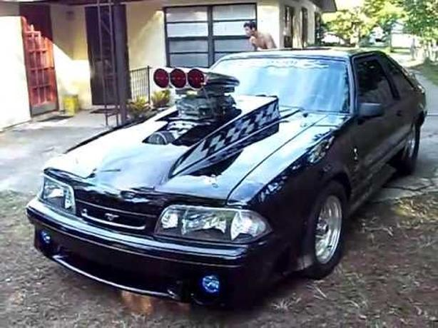 ISO. 1987 to 1993 foxbody mustang gt