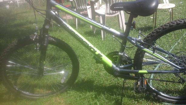 Youth supercycle Nitro mountain bikes