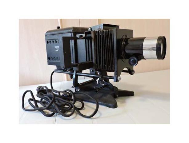 Vintage Bausch & Lomb Baloptican Projector Model BDT