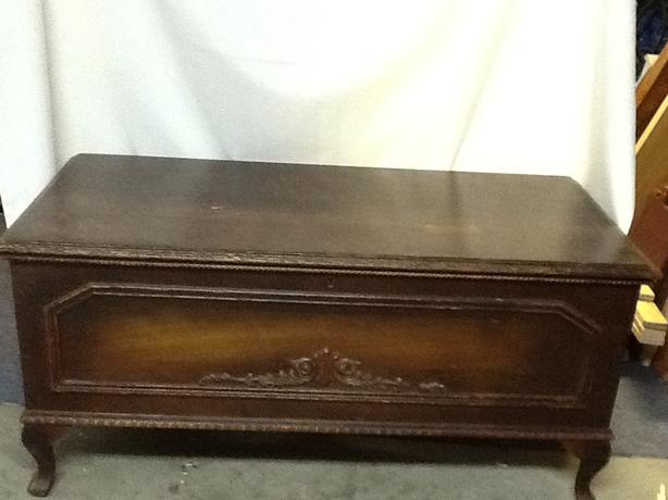 Cedar Chest - by Honderich Furniture Co