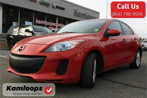 2012 Mazda Mazda3 GS-SKY /Bluetooth//HeatedSeats//Sunroof/
