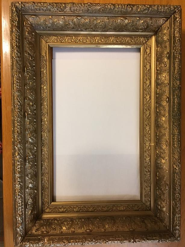 Antique gilt picture/mirror frames