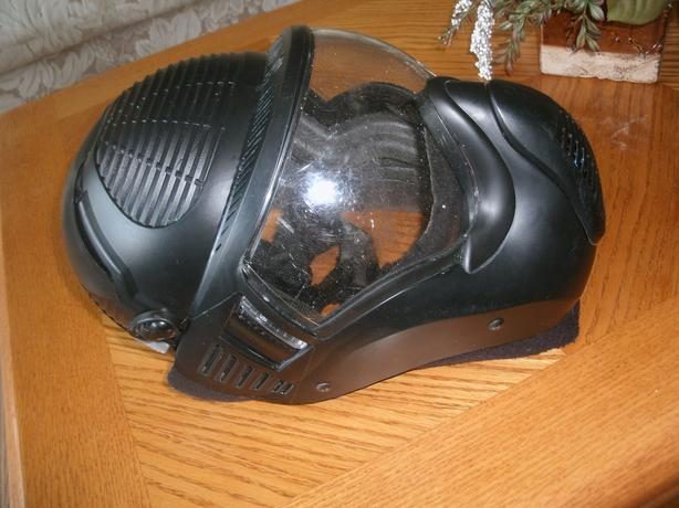 paintball helmet