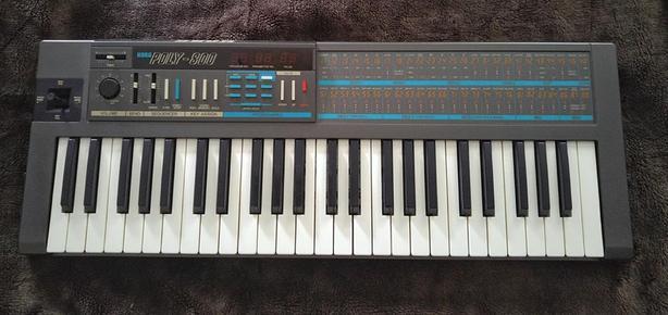 Korg Poly800 Synthesizer - vintage