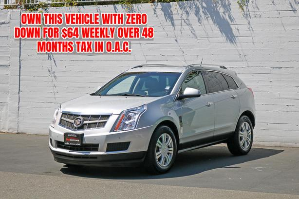 2012 Cadillac SRX Luxury AWD - FULLY LOADED w/ NAVIGATION!
