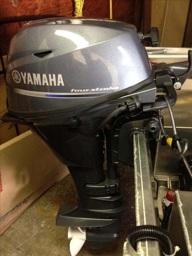  Log In needed $2,400 · 2015 Yamaha 20 hp 4 stroke outboard