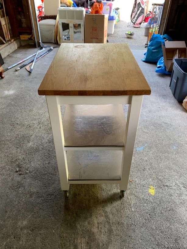 Stenstorp Kitchen island cart Victoria City, Victoria