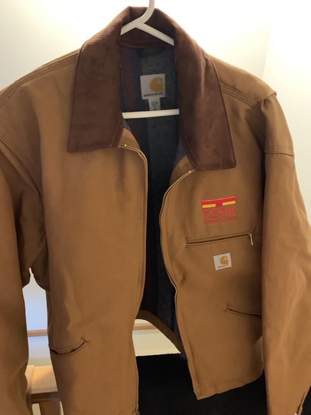 los angeles no sale tax good out x  Log In needed $90 · Carhartt Men's XL (Tall) Jacket - Brand New - Made in  USA!