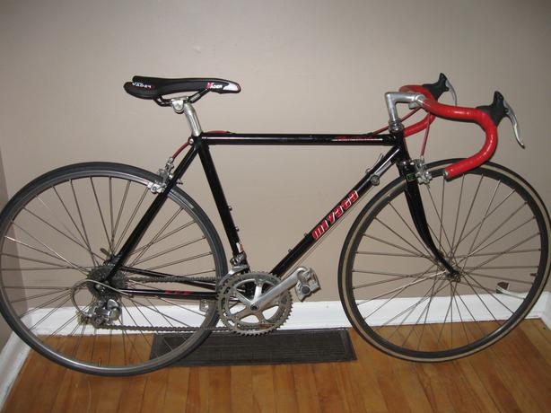 MIYATA THREE TWELVE ROAD BIKE $300 OR BEST OFFER