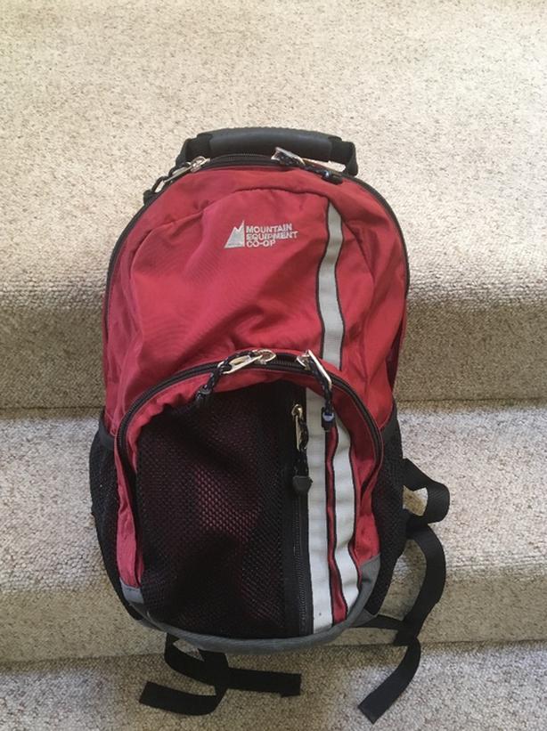 MEC 20L  Daypack