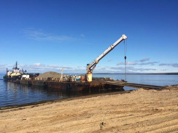 Barge For Sale - 150' - BC-151