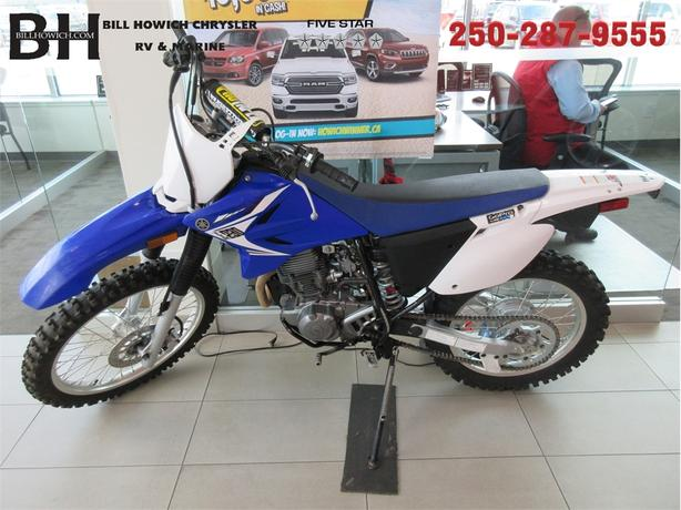 2014 Yamaha TTR225M Dirtbike Outside Victoria, Victoria