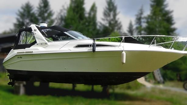 1991 / 29FT Sea Ray Sundancer