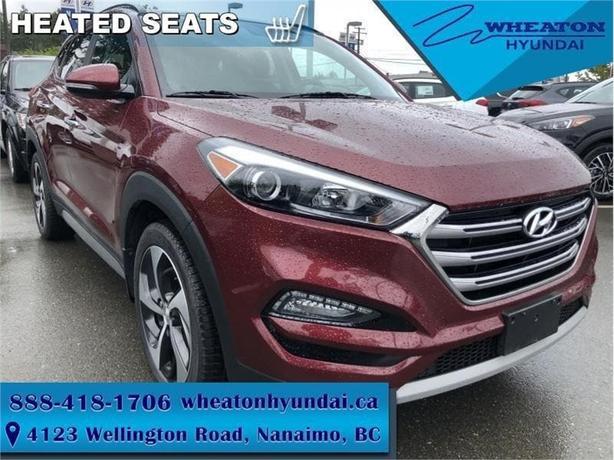 2017 Hyundai Tucson SE - Siriusxm -  Bluetooth - $156.49 B/W