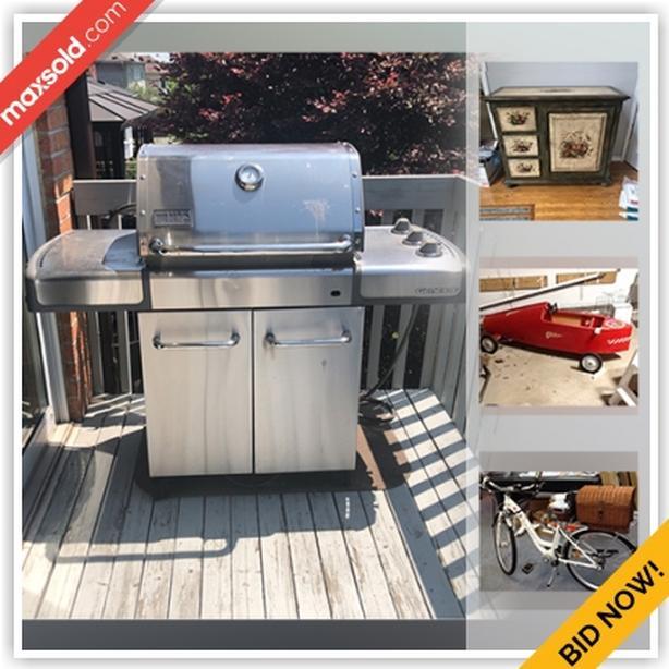 Dundas Estate Sale Online Auction - Jerome Park Drive