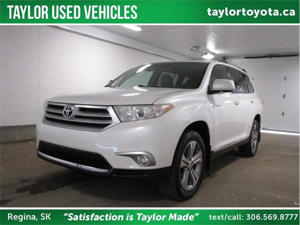 2011 Toyota Highlander V6 Limited