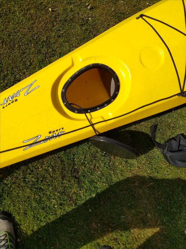 Necky Kayaks Zoar Sport