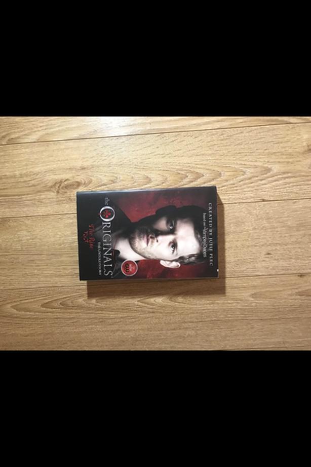 The originals book