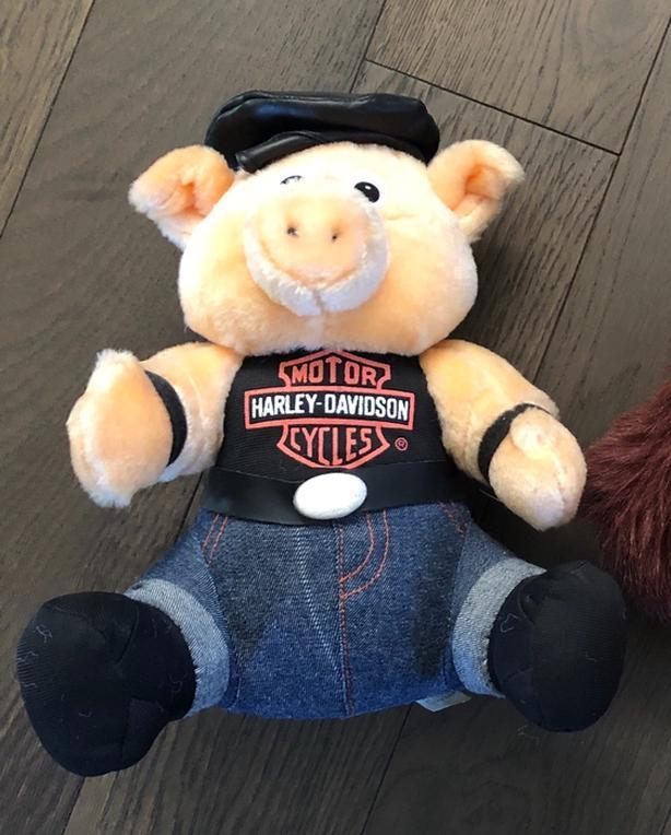 Harley Stuffed Animals