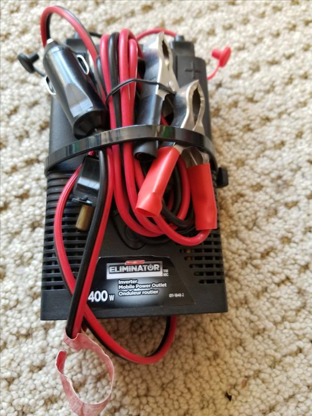 400W inverter DC to AC power supply Sooke, Victoria on