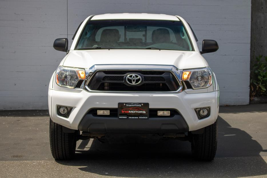 Salmon Arm Toyota >> 2014 Toyota Tacoma V6 Double Cab 4x4 - ON SALE - NO ACCIDENTS! Outside Comox Valley, Comox Valley