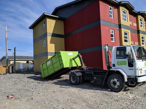 Bin, Dumpster Rental Service