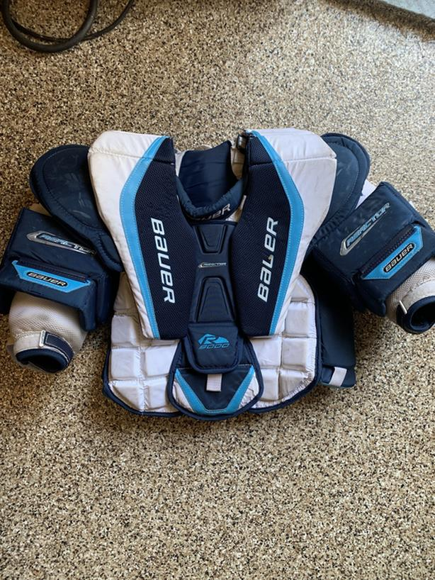 Bauer Reactor 9000 Chest Protector