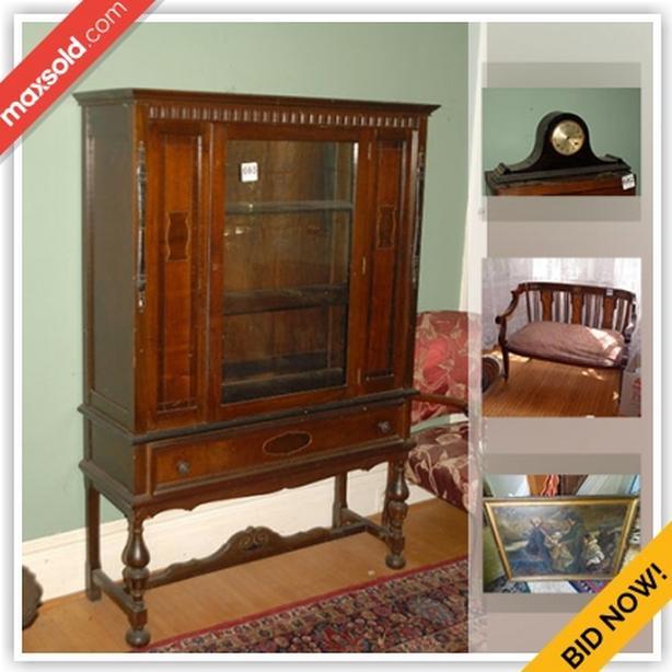 Mississauga Estate Sale Online Auction - Clarkson Road North