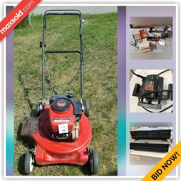 Pontypool/Kawartha Lakes Downsizing Online Auction - Waite Road