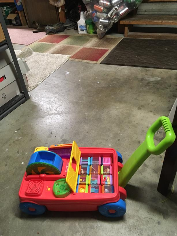 Fisher Price Activity Wagon