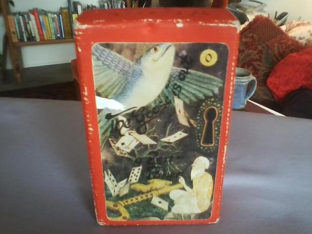  Log In needed $500 · BHAGWAN RAJNEESH TAROT DECK THE GOOSE IS OUT FOR SALE