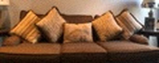 Ashley three seater sofa/couch