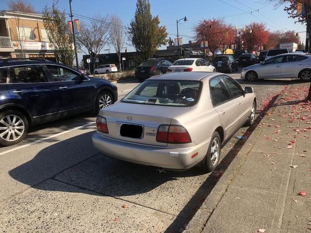 Honda Accord 1997 SE (Great Condition!)