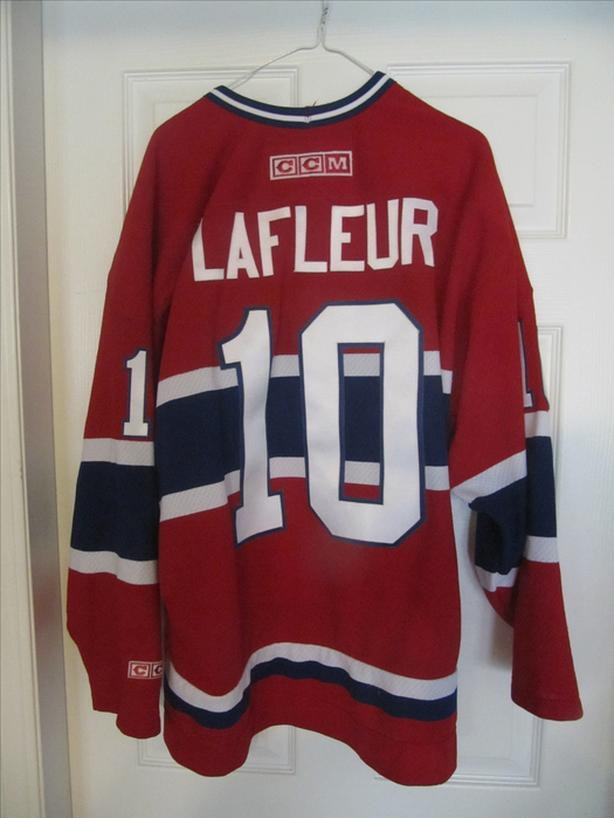 online store 20a32 a5c5c  Log In needed $175 · Original 1980's Guy Lafleur CCM Jersey. Montreal  Canadiens. XL All stitched