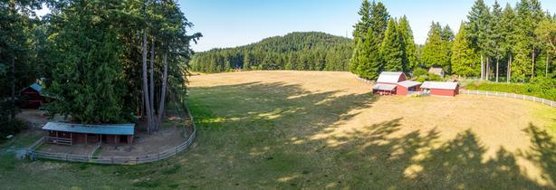 Pasture Self Board at Elk Lake