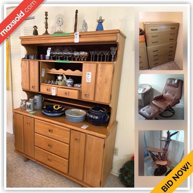 Innisfil Estate Sale Online Auction - Maple Court