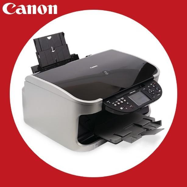Canon pixma mp800 multi-function printer/scanner/copier at crutchfield.