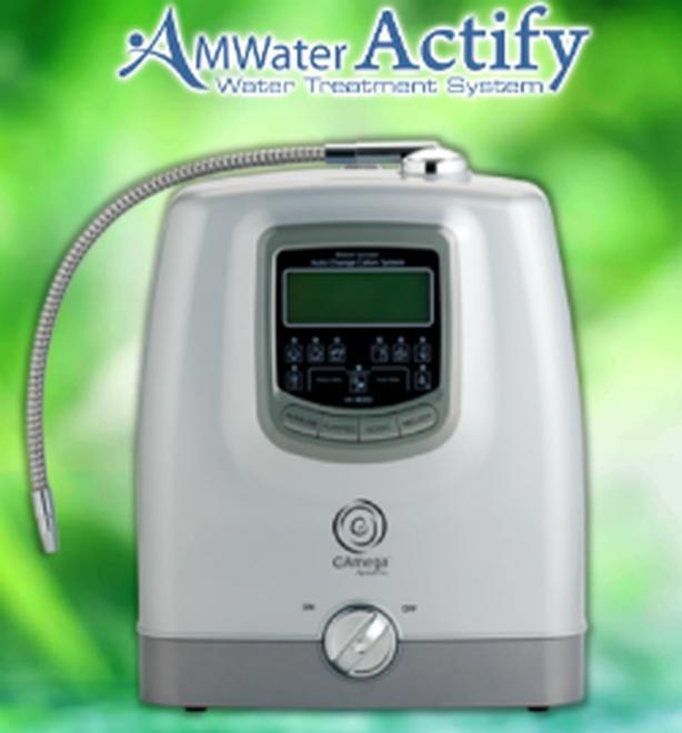 Water Purifier - AMized Fusion Technology®
