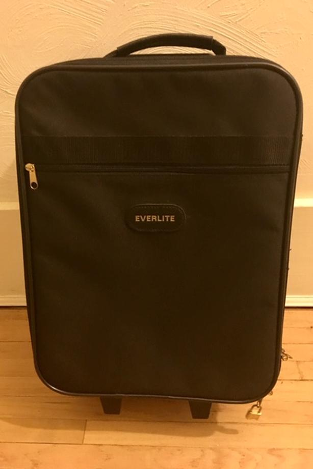 NEW - Everlite Carry on luggage