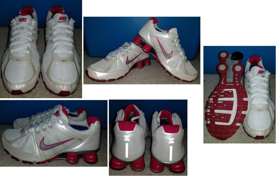 womens nike shox agente Womens NIKE SHOX AGENT Surrey (incl. White Rock), Vancouver - MOBILE