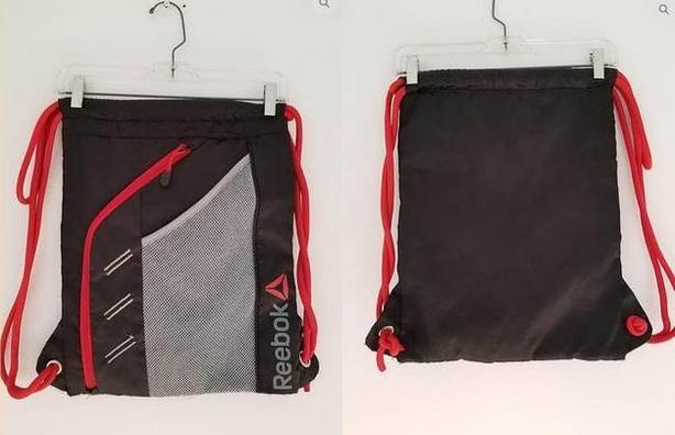 Reebok draw string bag