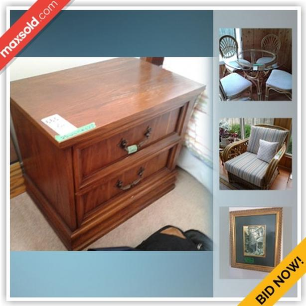 Barrie Downsizing Online Auction - Golden Meadow Road