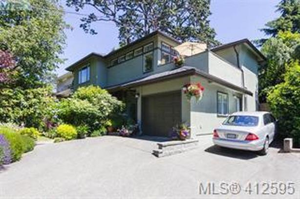 Pristine Family Home in Rockland area of Victoria, BC.