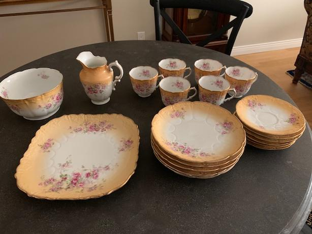 Antique China from Scotland