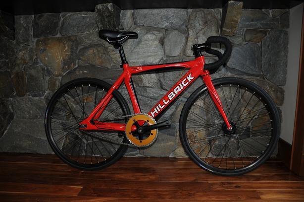 Hillbrick Youth Track Bike