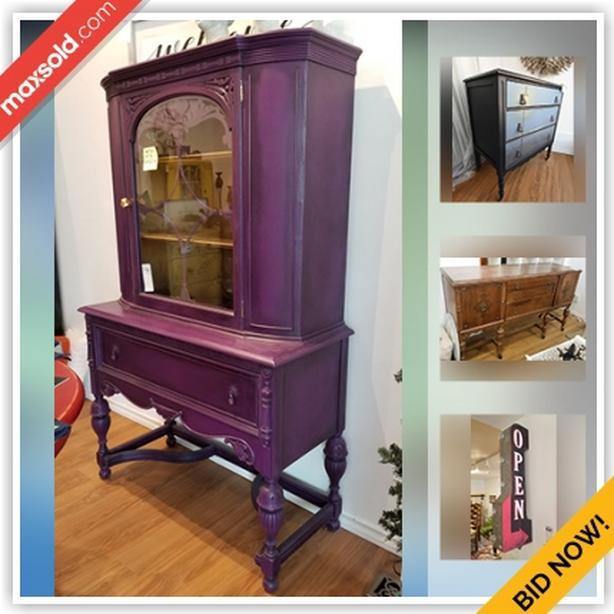 London Moving Online Auction - Dundas Street