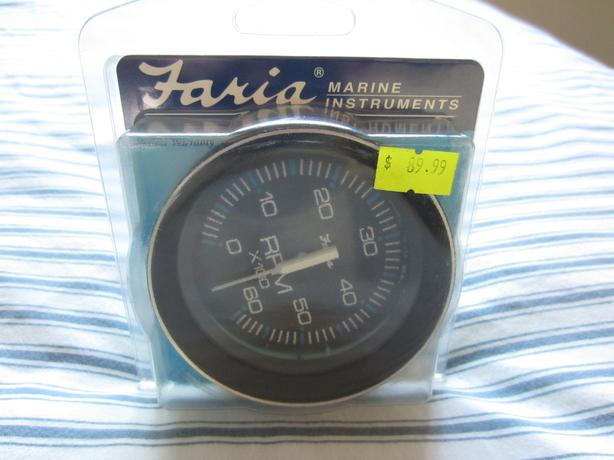 Inboard/Outboard Tachometer